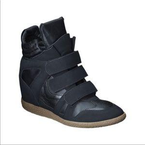 Target Xhilaration Wedge Sneakers